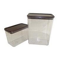 奶茶店设备:材料罐子