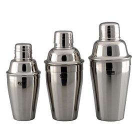 奶茶店设备:不锈钢雪克杯