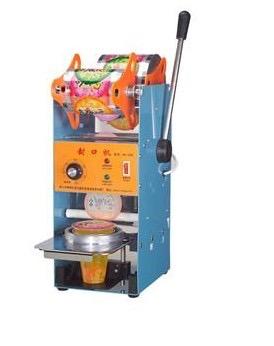 奶茶店设备:封口机